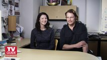 Outlander! Caitriona Balfe and Sam Heughan confess all!