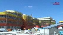 Endlich Studien-Platz - Der neue WU Campus startet im Herbst den Betrieb