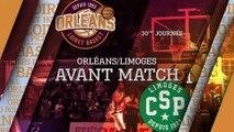 Avant-Match - J30 - Orléans reçoit Limoges