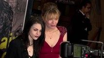 Courtney Love y Frances Bean asisten al lanzamiento de Kurt Cobain: Montage of Heck