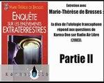 Marie-Thérèse de Brosses - Enquête sur les enlèvements extraterrestres 2/7