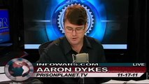 Aaron Dykes Covers Chemtrails, FEMA Camps & More 2/3