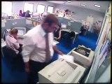 Stress au bureau 2 classique humour (#00055)