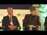 PM Manmohan Singh: Resource efficiency is key to the economic pillar of sustainability - DSDS 2013