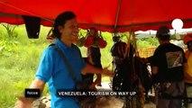 euronews focus - Le Venezuela à l'assaut du tourisme