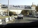 shiraz iran streets