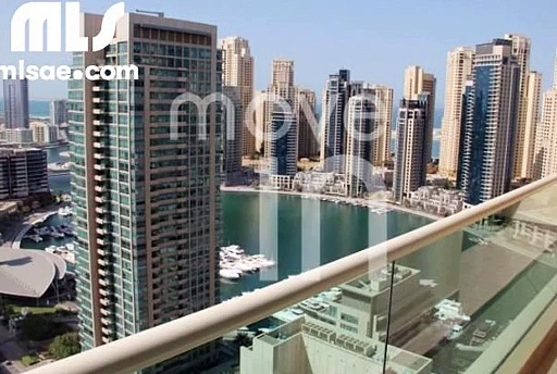 Quarterly Chqs Excellent 3 bed/Maids Marina mansions Dubai Marina Fully fitted kitchen  Marina Views