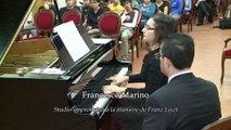 Greta Insardi, Francesco Marino - Studio-  Improvviso à la manière de Franz Liszt