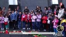 François Hollande à Erevan vendredi pour commémorer le génocide arménien