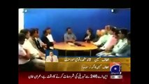 Geo News Headlines 23 April 2015_ Altaf Hussain Kick Governer Sindh from MQM