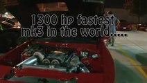 STREET RACING in texas turbo k20 mr2 vs 800 hp eclipse vs 1300 hp mk3 toyota supra