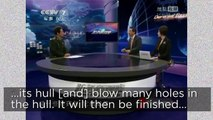 Chinese Admiral Discovers Weak Point of US Military   NTD China Uncensored   NTDonChina