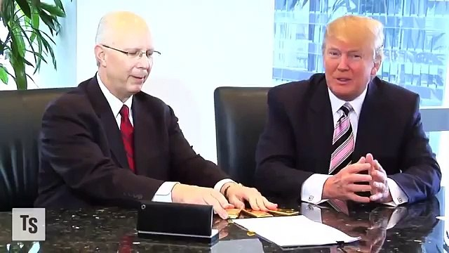 Trump takes Gold as a Security Deposit - Great for KaratBars KaratBars KaratBars KaratBars Opportunity