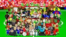 PHIL JAGIELKA GOAL vs LIVERPOOL by 442oons (Liverpool vs Everton highlights 27.9.14 cartoon)