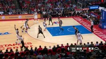Jamal Crawford Alley-Oop to Blake Griffin _ Spurs vs Clippers _ Game 2 _ April 22, 2015 _ NBA