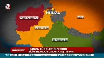 Hunza Türkleri ortalama 120 yıl yaşıyor