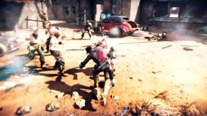 Mad Max Gameplay Overview Trailer de Mad Max