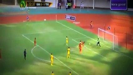 Trabzonsporlu  Majeed Waris Togo'yu yıktı