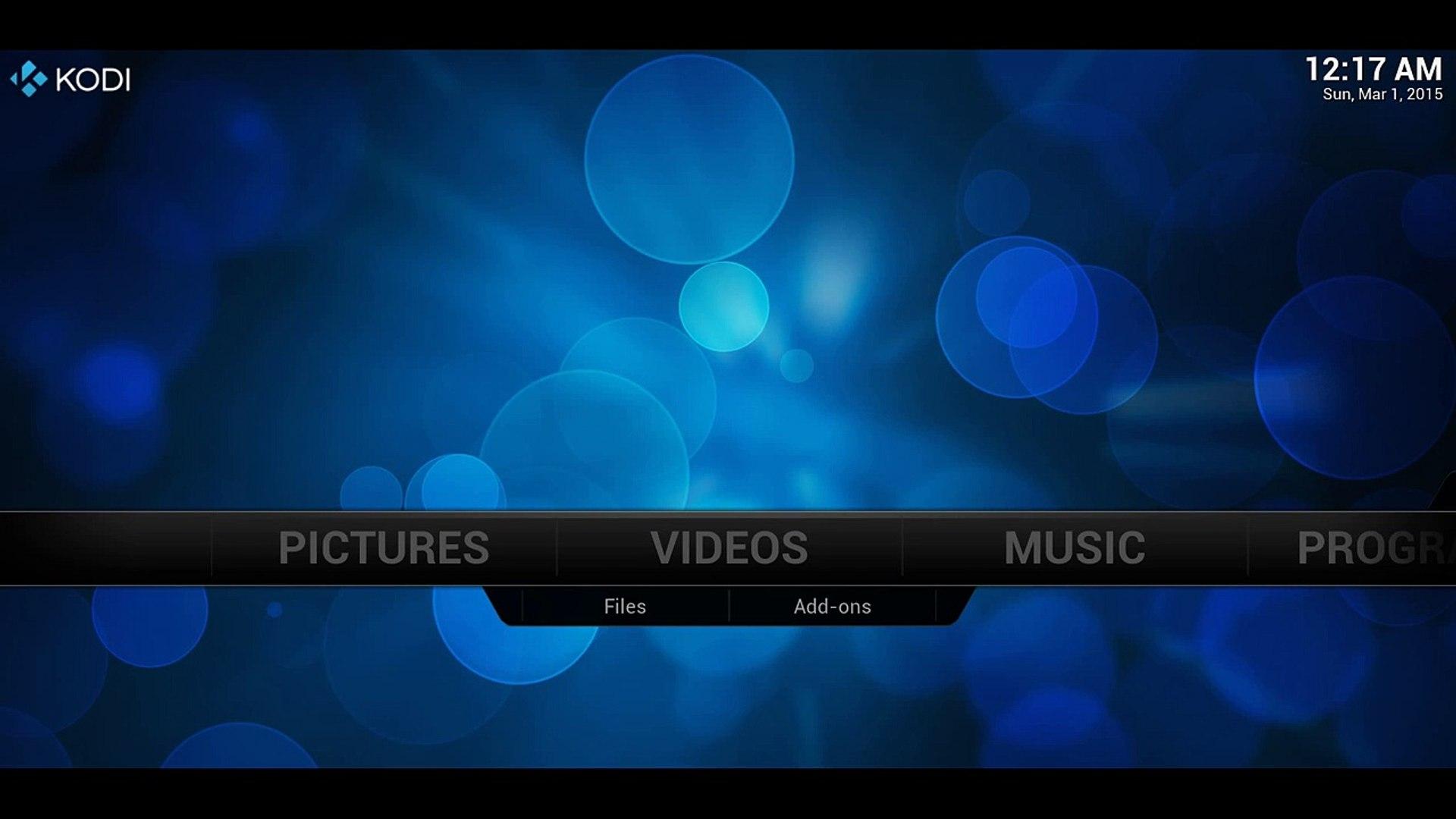 XBMC playlist Loader Mulitple M3U IPTV list loader