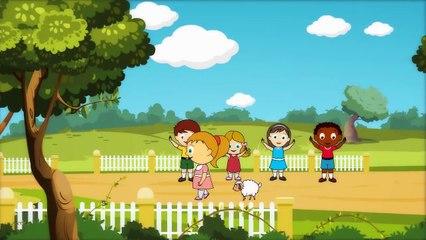 Mary had a Little Lamb - Ep 23 - Nursery Rhyme Street