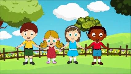 Phonics Song for Kids - Ep 22 - Nursery Rhyme Street