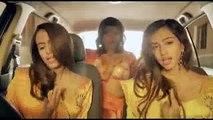 CRAZY THREE GIRLS MAKING FUN IN CAR MUST WATCH