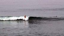 Heat Highlights - Bethany Hamilton Surfing San Diego, Supergirl Pro 2013 Oceanside
