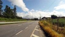 85 km, Treino do Ironman, longuinho, giro alto, treino leve, Marcelo Ambrogi e Fernando Cembranelli, Taubaté, SP, Brasil, (17)