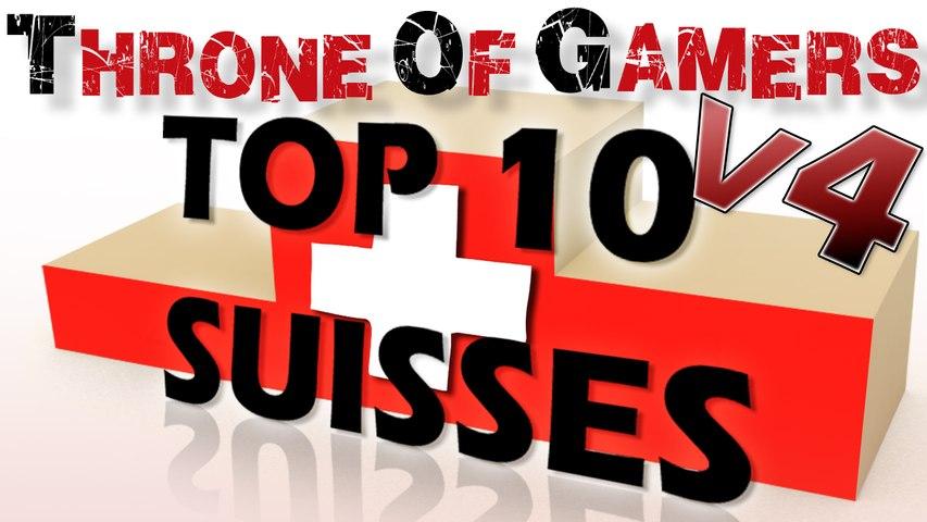 TOP 10 Youtuber Suisse : Diablox9, Wartek, Psyko et les autres