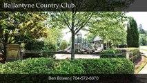 Ballantyne Country Club, Charlotte, 28277