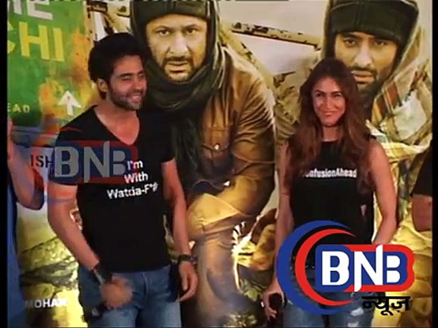 Film Welcome 2 Karachi' trailer Funny Press Confrence Arshad warsi jacky bhagnani