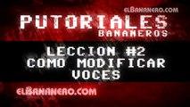 EL BANANERO - PUTORIAL BANANERO 2 [VERSION OFICIAL]