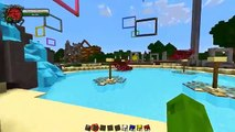 LittleLizardGaming Minecraft : HOW TO TRAIN YOUR DRAGON  Dragon Olympics # 5 5 'Dragon Target Launch