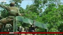 South Sudan rebel Riek Machar 'controls key state', BBC News