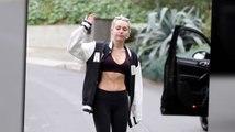 Miley Cyrus lässt sich von der Trennung nicht herunterziehen