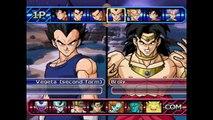 Trunks and Vegeta Fusion (Dragon Ball Z Budokai Tenkaichi 3 Mod)