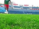 Kikin Fonseca - Soccer and turtles. Futbol y tortugas
