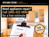Scottsdale Appliance Repair Experts - (480) 422-0866