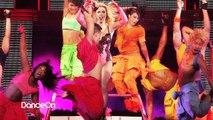 Britney Spears Femme Fatale Tour - Inside Look