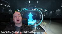 Star Citizen News : March 8th 2015 - Arena Commander 1.1 & Pax East