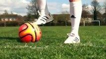 Zidane and Ronaldinho moves   football soccer skills