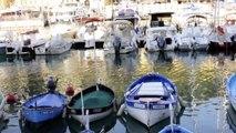 Port de Nice vu du ciel, le patrimoine niçois par Drone in Nice - DN