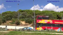 Out and About in Albufeira, Algarve, Portugal