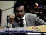 Intervención Gustavo Petro debate Piedad Córdoba