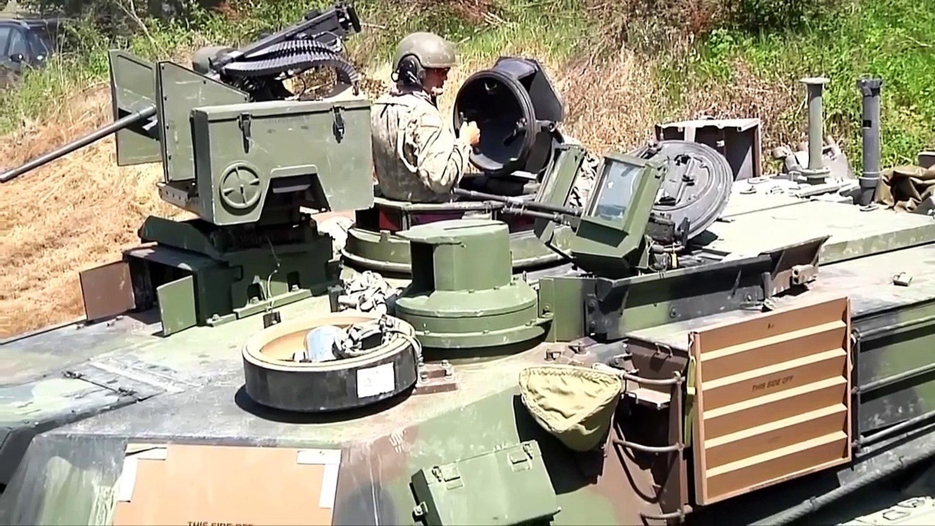 American M1A2 Abrams & Romanian TR-85M1 • Tanks