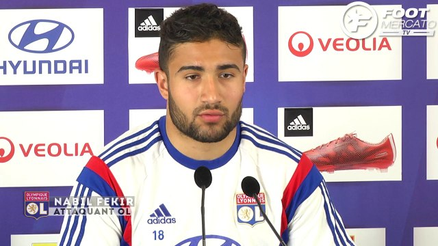 Nabil Fekir veut rester à l'OL