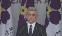 Centenaire du génocide arménien : «Le peuple arménien restera toujours debout»