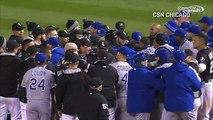 Bronca entre Kansas City y White Sox - April 23, 2015 MLB
