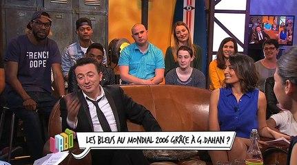 Gérald Dahan fait sélectionner Lilian Thuram en équipe de France