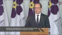 Hollande à Erevan pour commémorer le génocide arménien